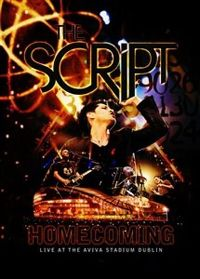 Cover The Script - Homecoming - Live At The Aviva Stadium Dublin [DVD]